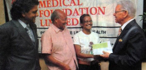 JMF Gives A Boost To The Jamaica Kidney Kids Foundation